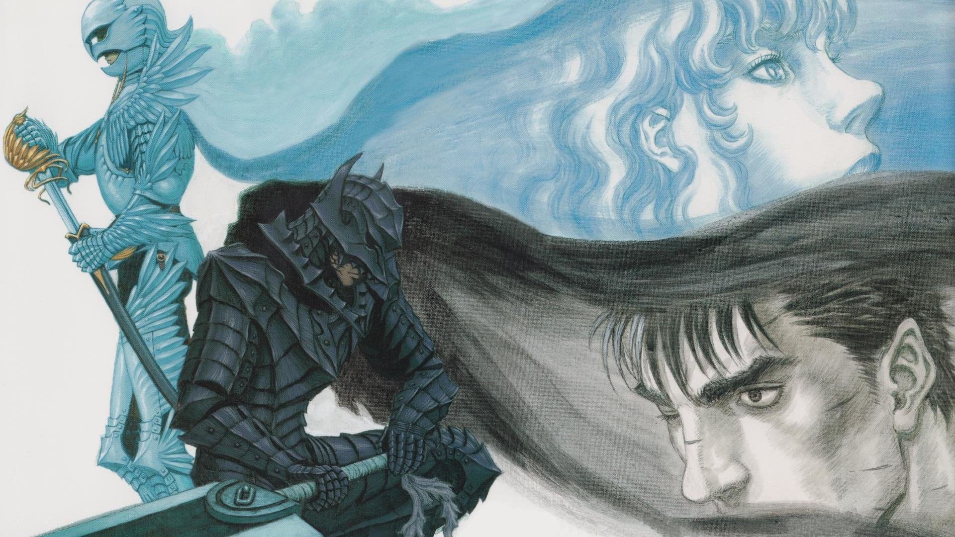 Griffith and Guts HD Wallpaper Background Image 1920x1080 ID 1920x1080