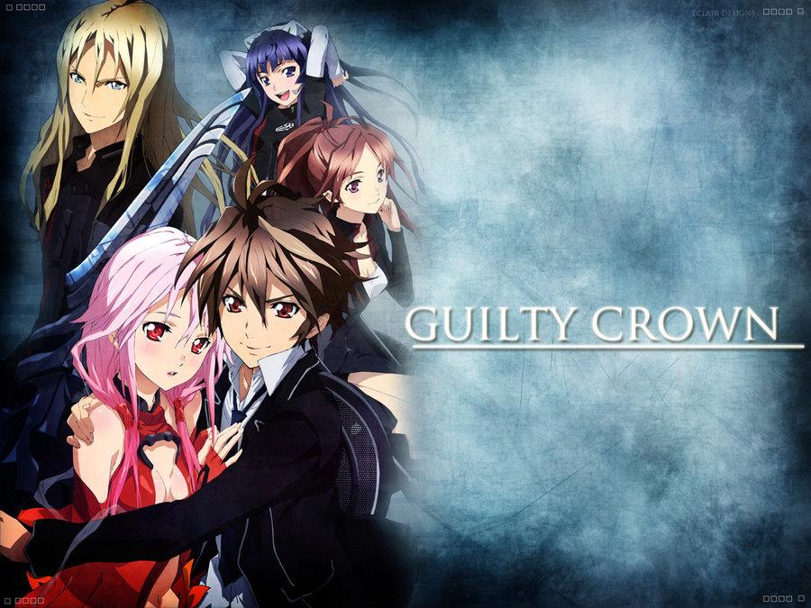 Guilty Crown Wallpaper   Sakura Shaoran Wallpaper 31047647 900x675
