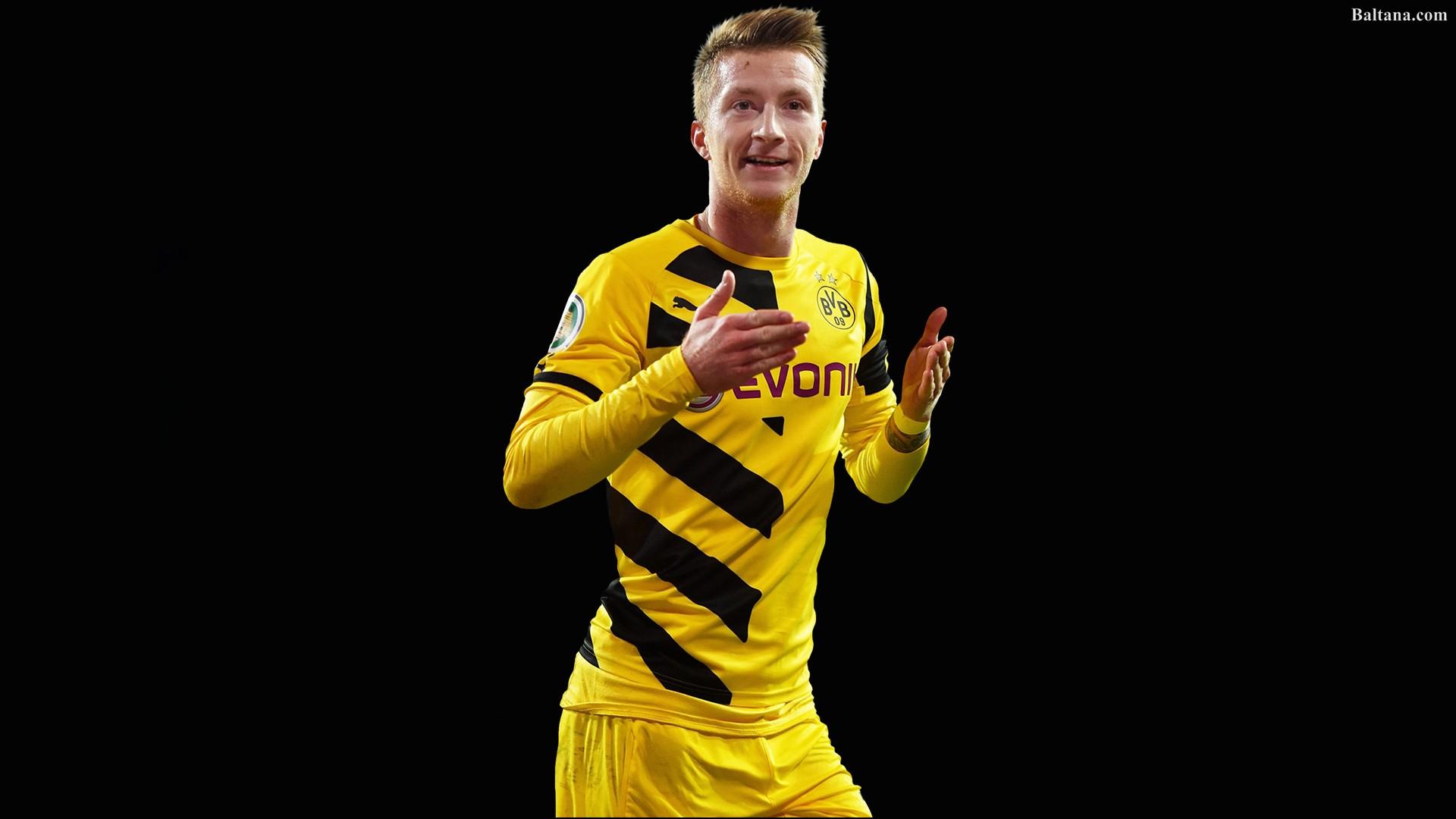 Borussia Dortmund Background Wallpaper 33900   Baltana 1920x1080