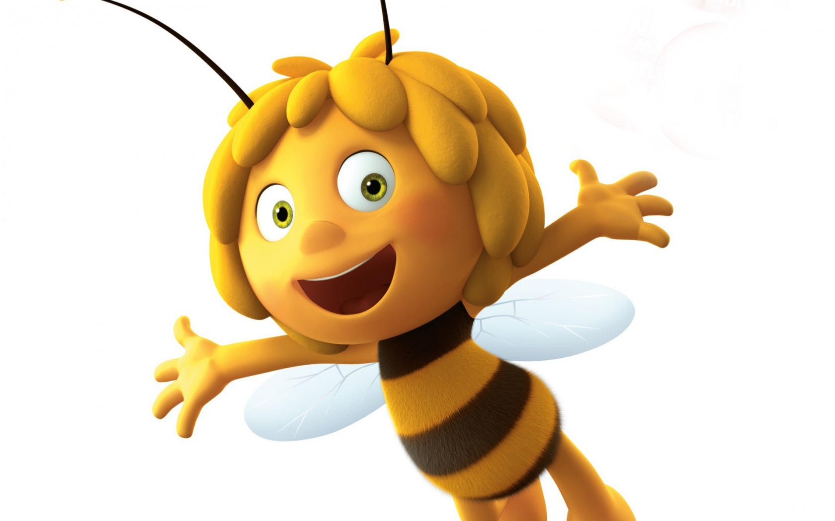 Maya The Bee Movie 2014 HD Wallpaper