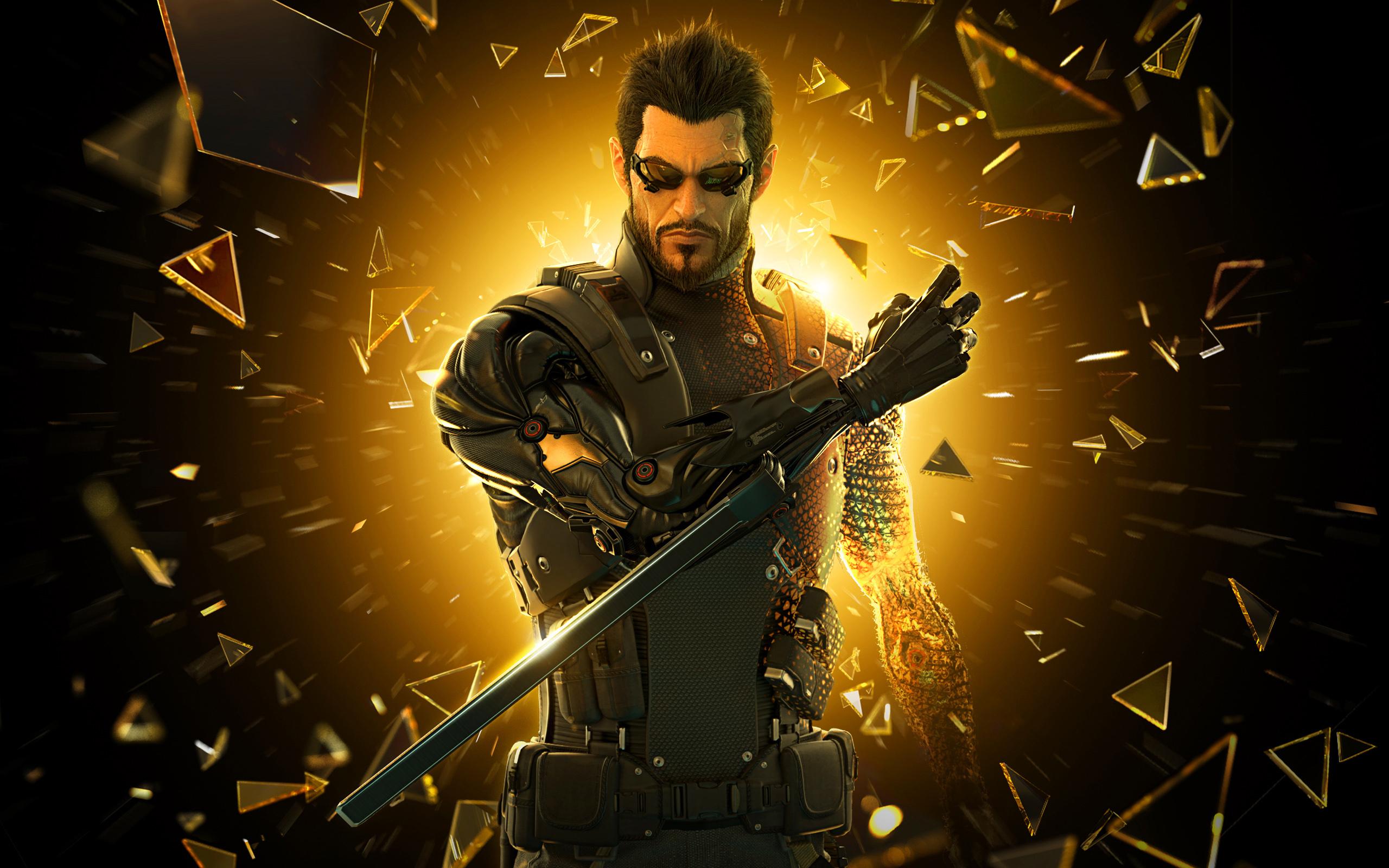 Deus Ex Third Wallpapers HD Wallpapers 2560x1600