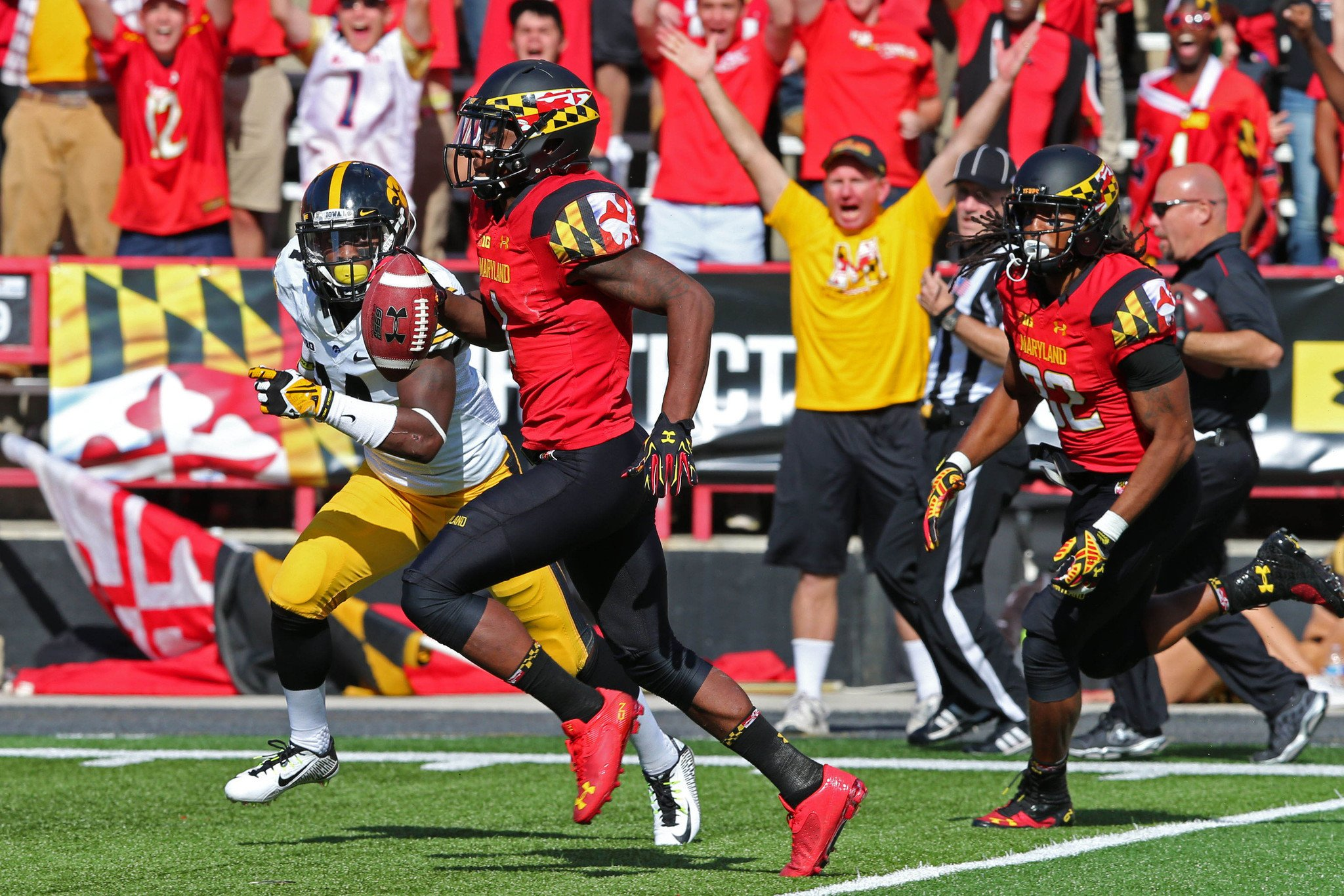 MARYLAND TERRAPINS college football wallpaper background 2048x1366