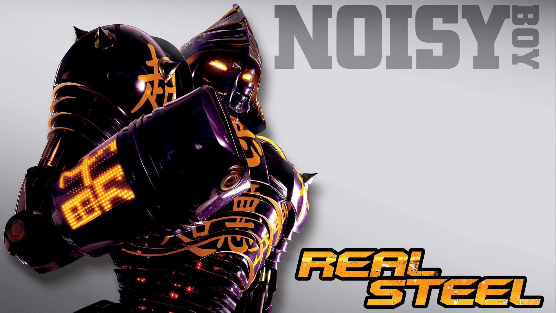 Noisy Boy in Real Steel Wallpapers HD Wallpapers 1920x1080