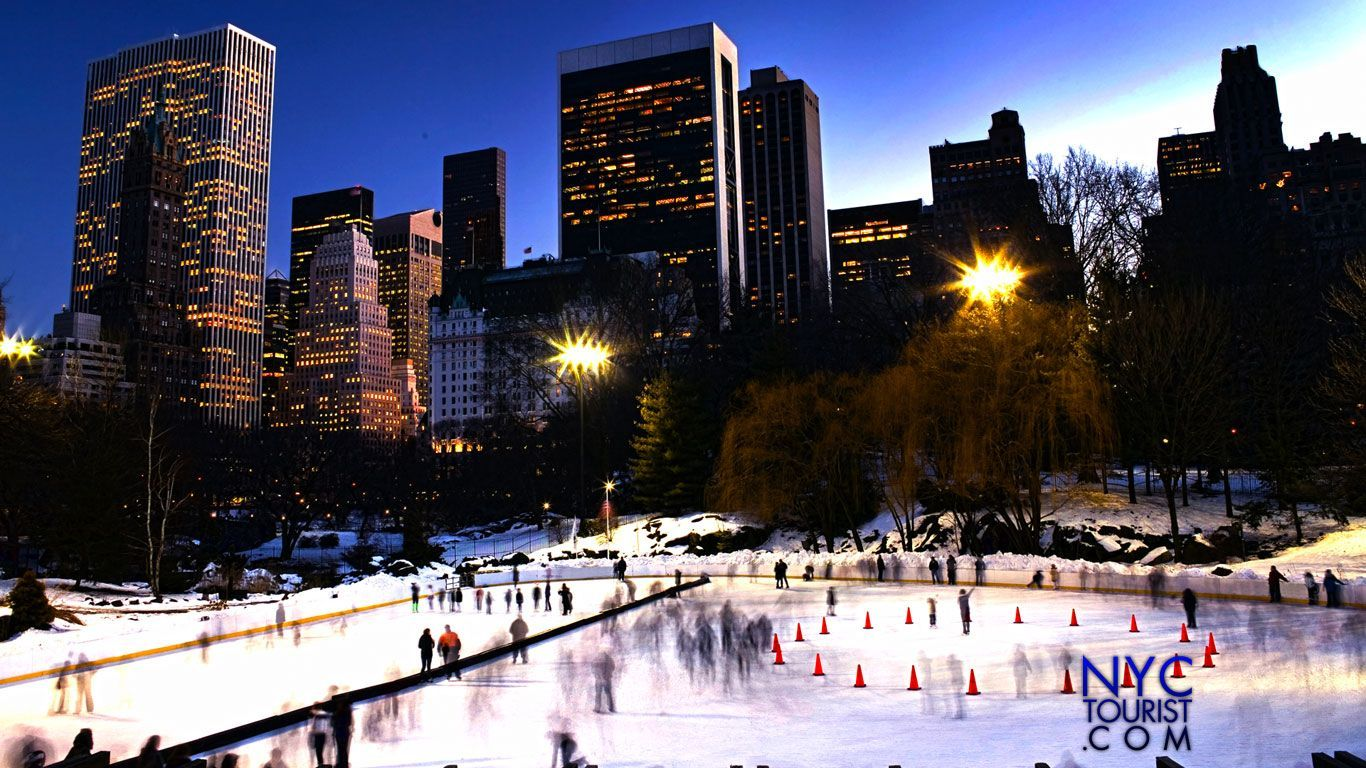 New York City Wallpapers for your desktop 1366x768