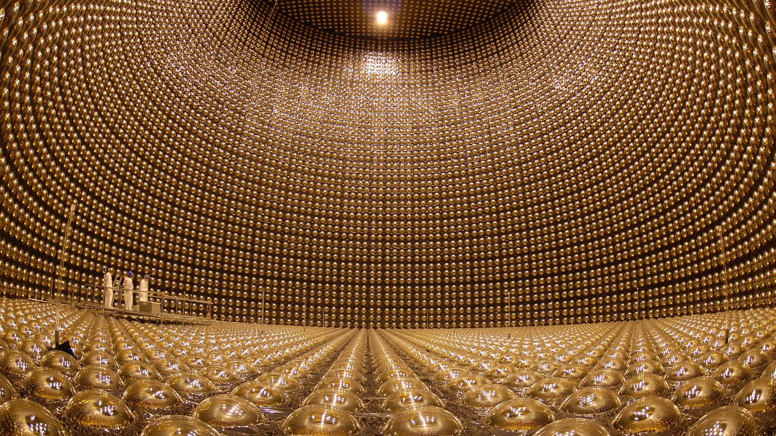 T2K experiment catches neutrinos in the act symmetry magazine 1600x900