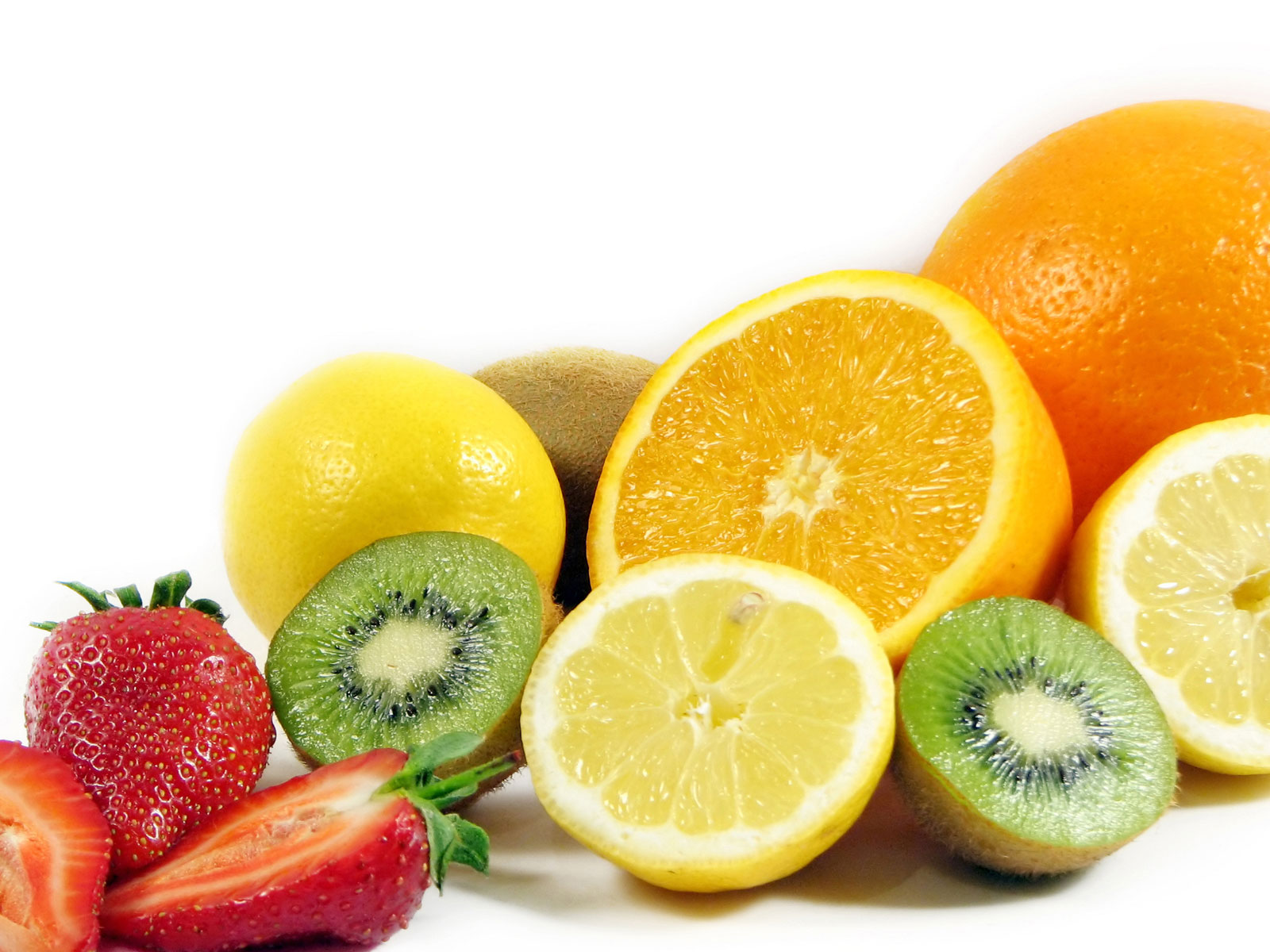 Fresh Fruits Wallpapers Desktop Mix Fruits Mobile Wallpaper 1600x1200