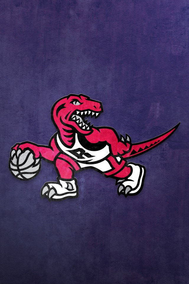 NBA Toronto Raptors iPhone 6 HD Wallpaper 640x960