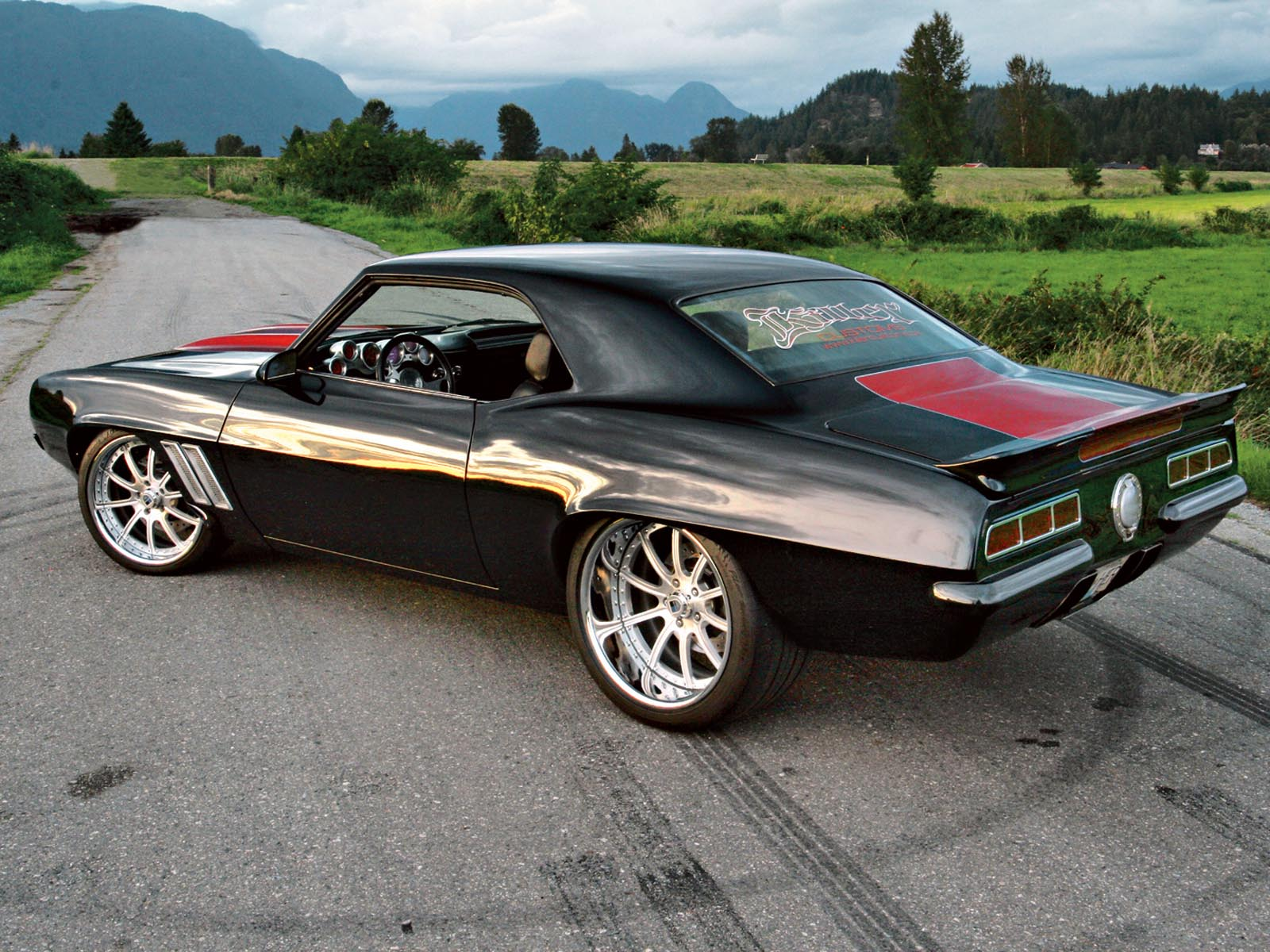 Showing Gallery For 1969 Camaro Z28 Ss Wallpaper 1600x1200