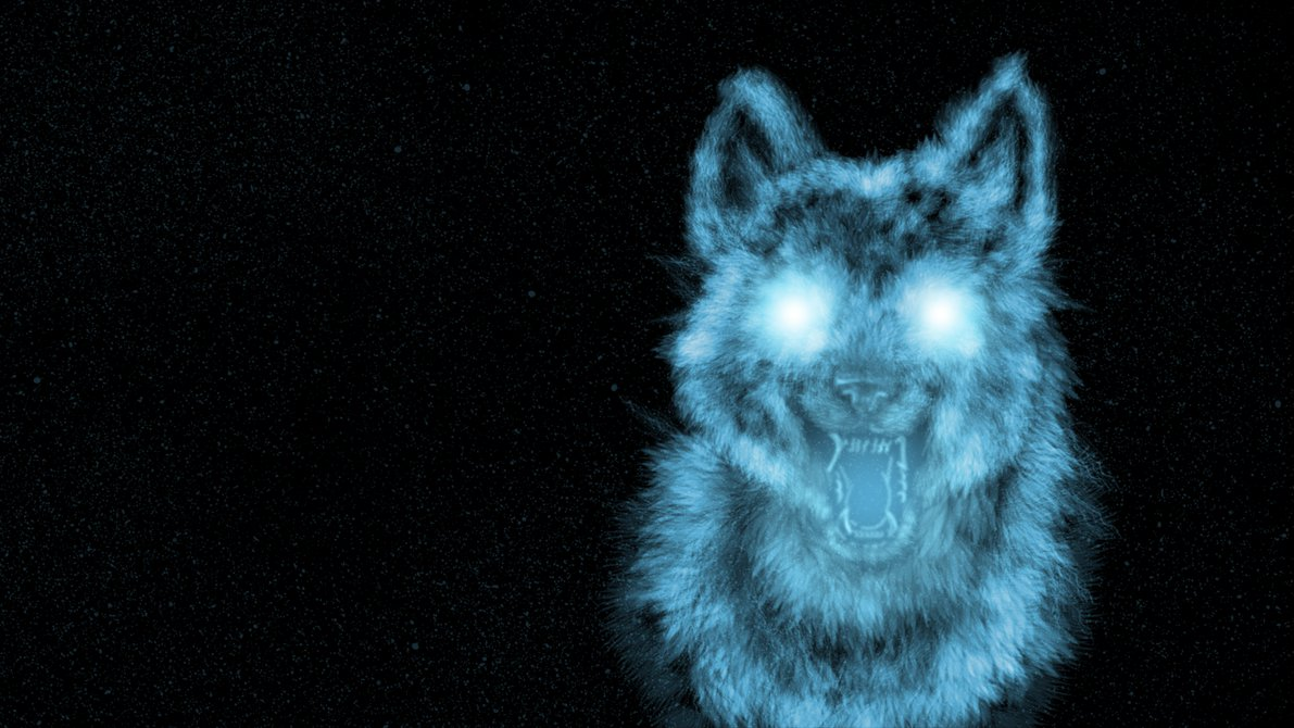 Wolf Desktop Wallpaper By KinoDro 1191x670