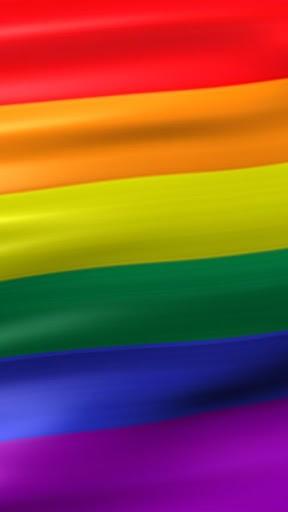 View bigger   Gay Pride Live wallpaper for Android screenshot 288x512