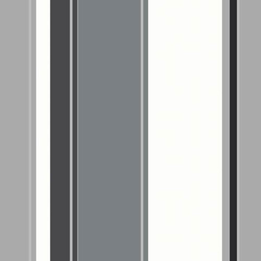 washable Colour Black grey and white Design Style Striped Wallpaper 1000x1000