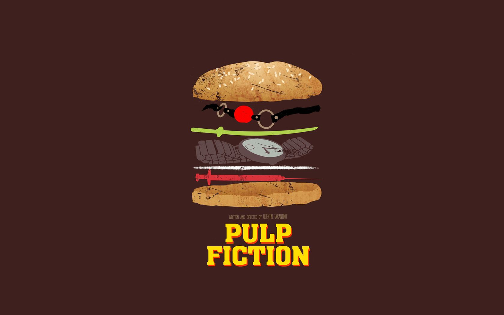 Bible Verse And Image Pulp Fiction Wallpaper: Pulp Fiction Wallpapers