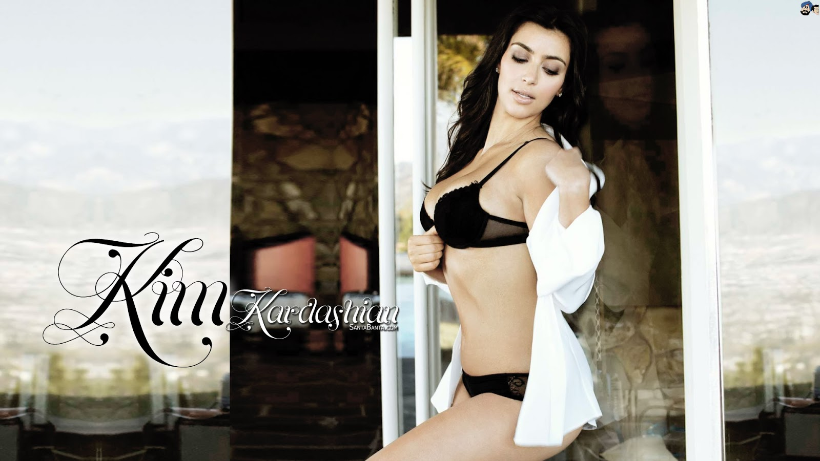 Kim Kardashian Wallpapers Most beautiful places in the 1600x900