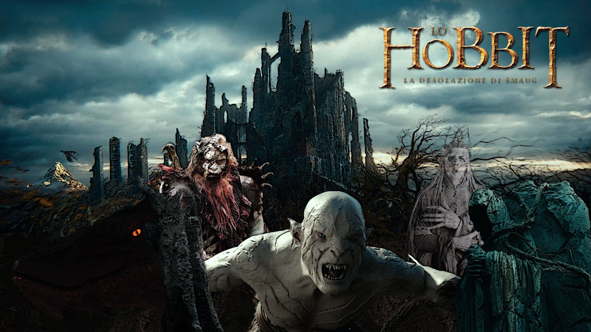 The Hobbit Movie Wallpaper Wallpaper size 1920x1080 1920x1080