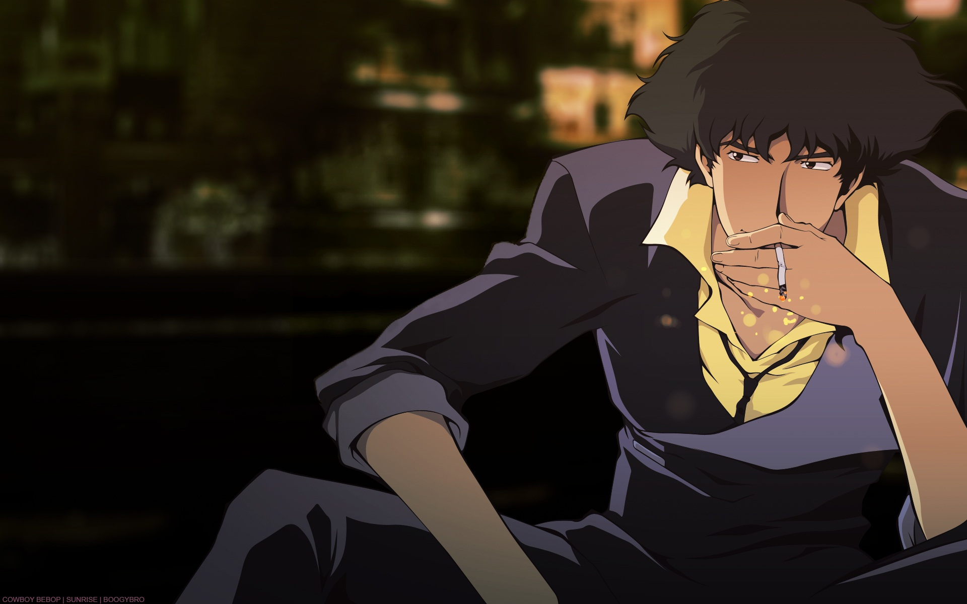 Spike Spiegel HD Wallpapers 1920x1200