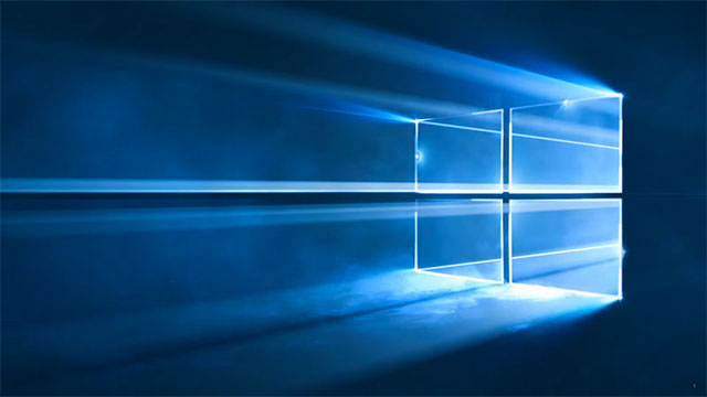 Windows 10 desktop wallpaper revealed 640x360
