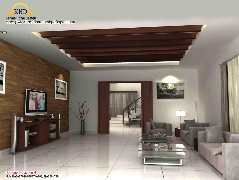 Wallpaper home decor 3d interior designs 1440x1080