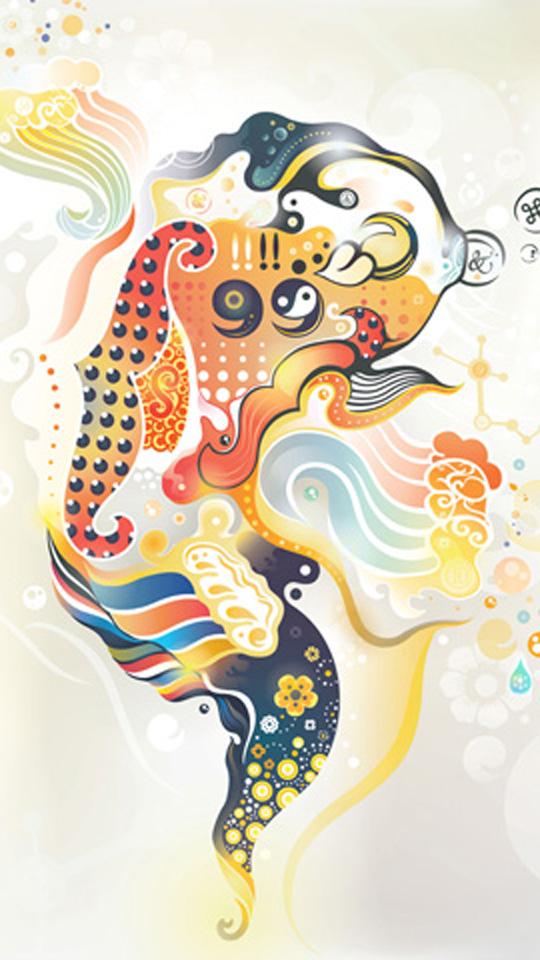 43 Koi Wallpaper For Iphone On Wallpapersafari