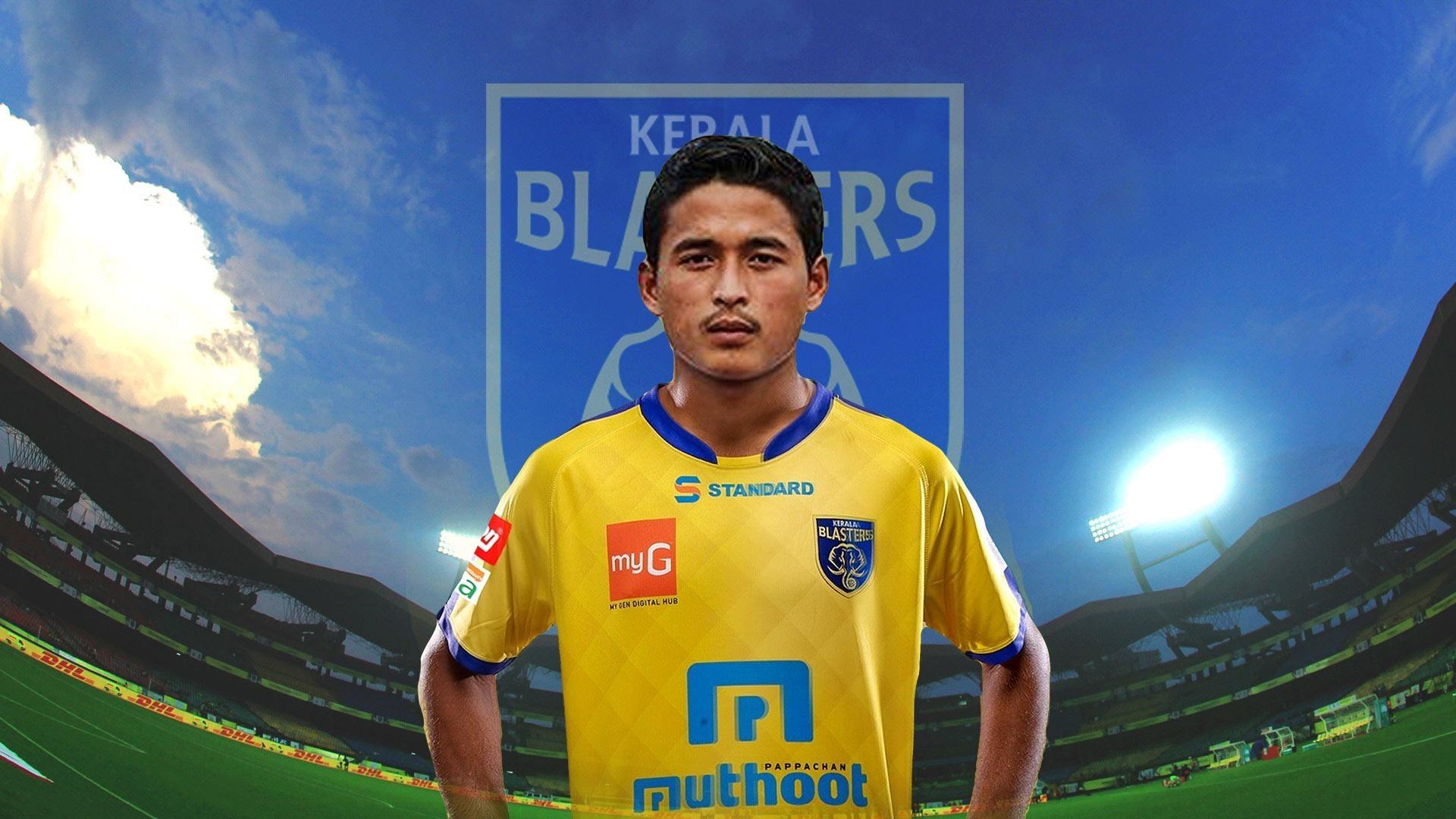 Kerala Blasters Team 2019 Hd Wallpapers backgrounds Download 1920x1080
