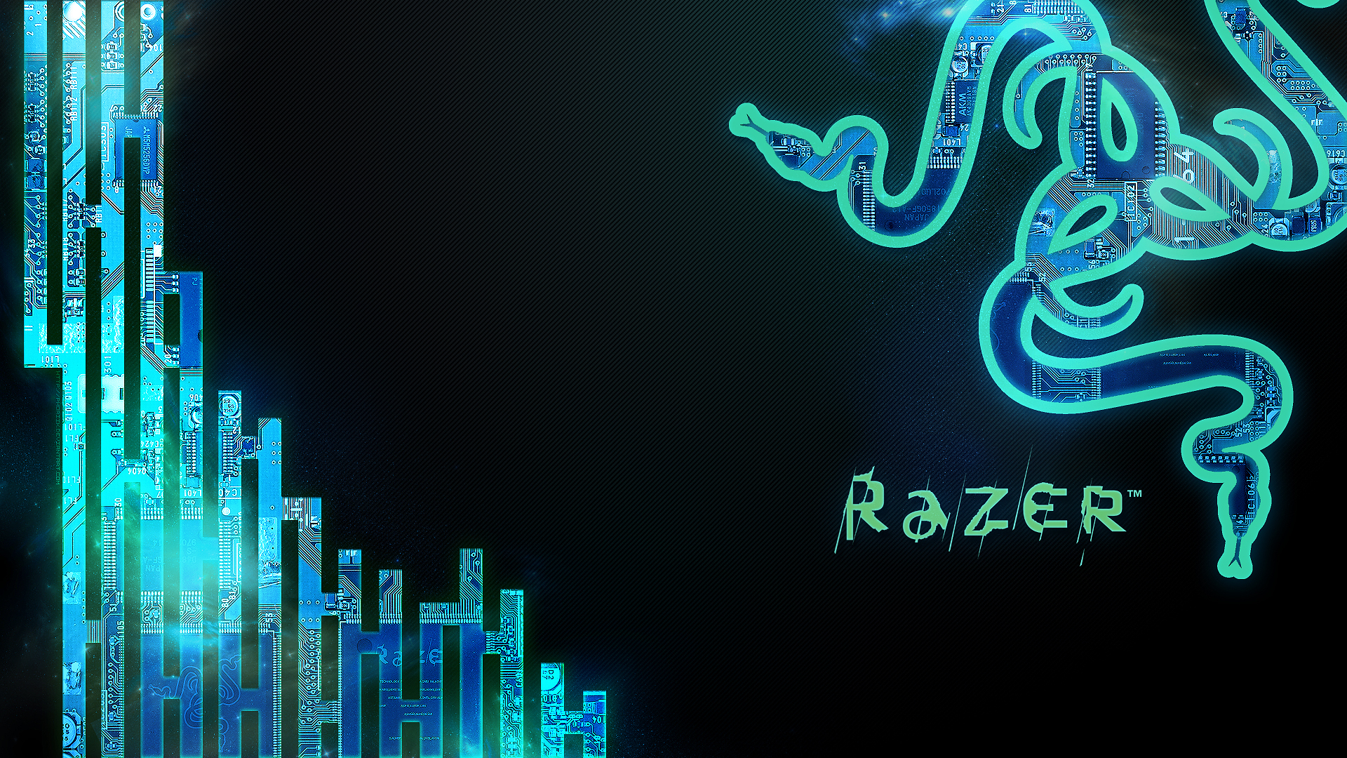 Free Download Technology Razer Wallpaper 1920x1080 For Your