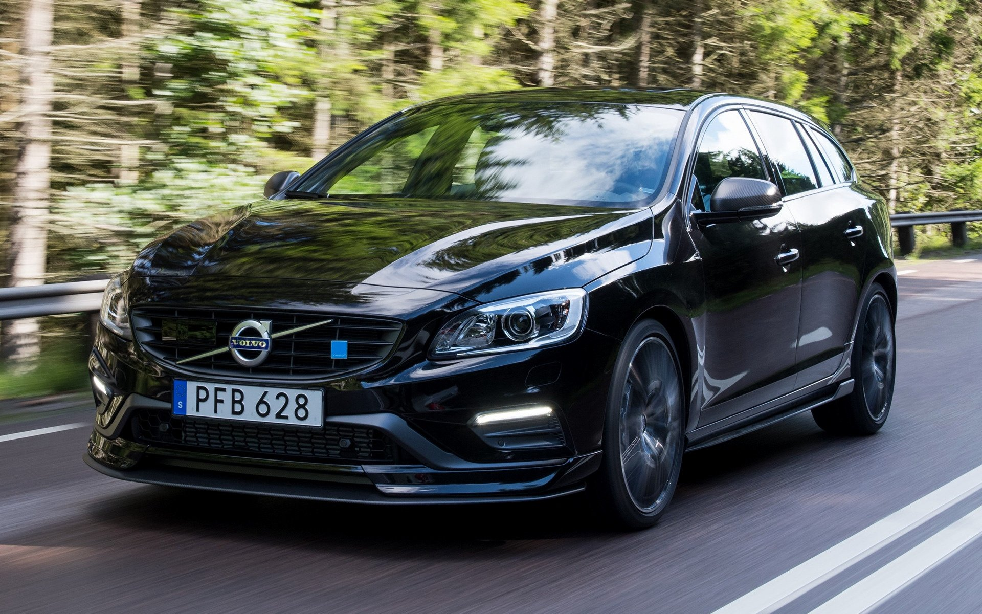 2017 Volvo V60 Polestar   Wallpapers and HD Images Car Pixel 1920x1200