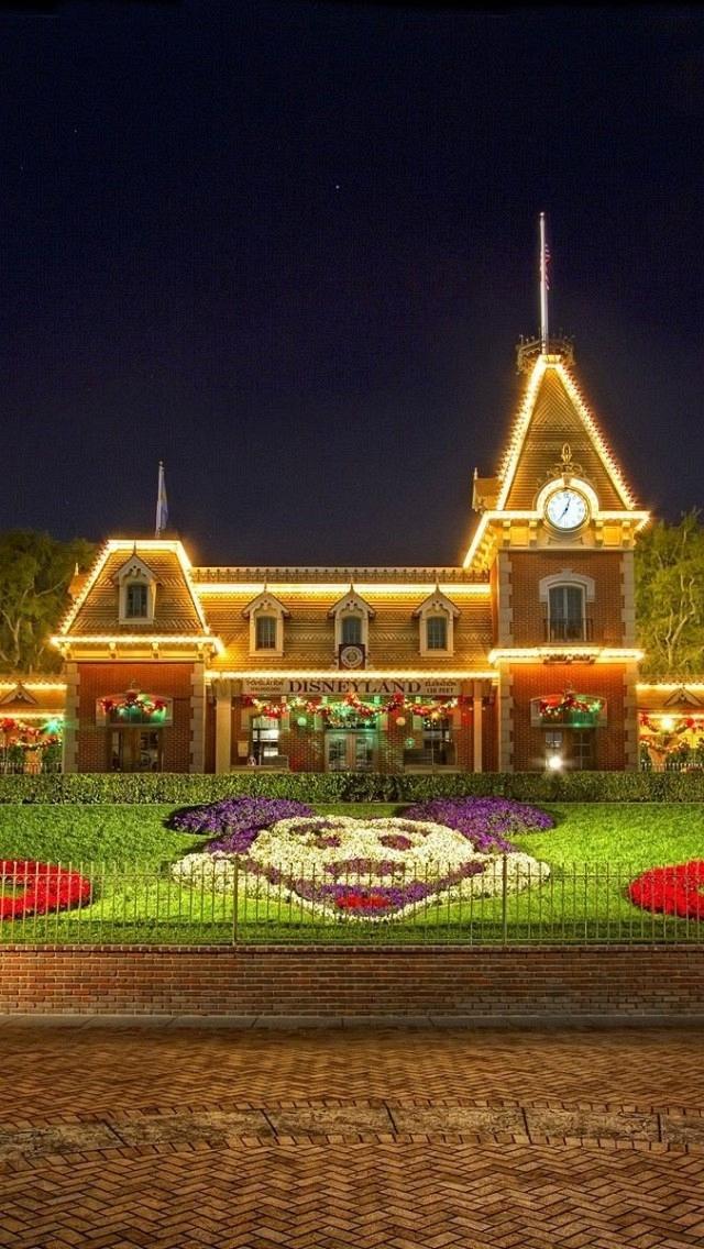 Sfondo Disneyland   640 x 1136   Iphone 5   immagine foto wallpaper 640x1136