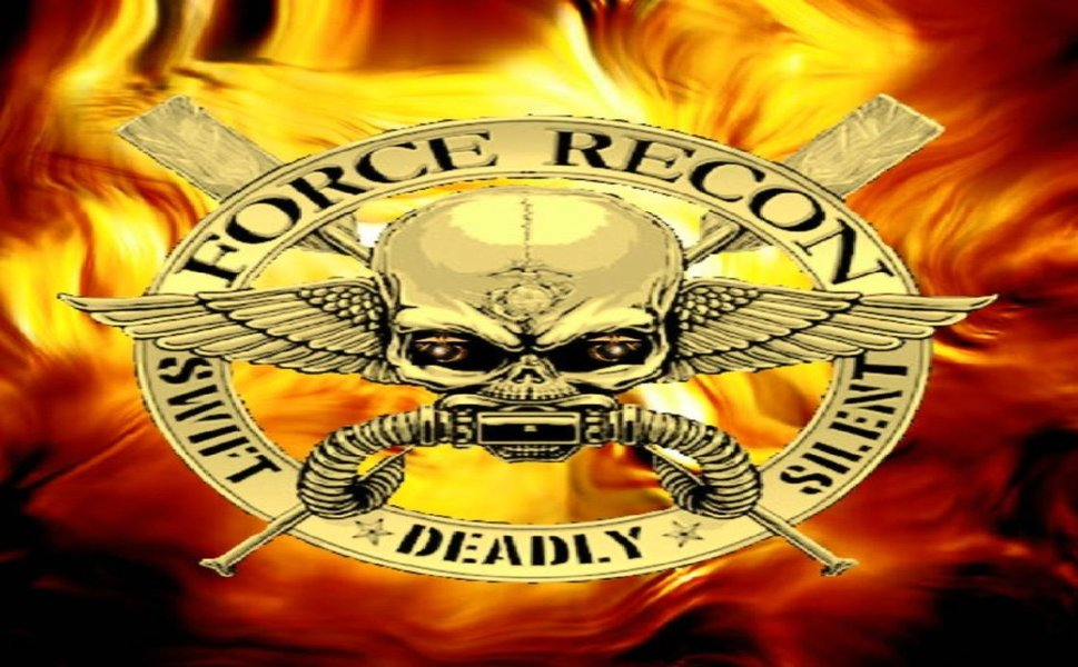 Marine Corps Force Recon Wallpaper Force recon wallpaper 969x600