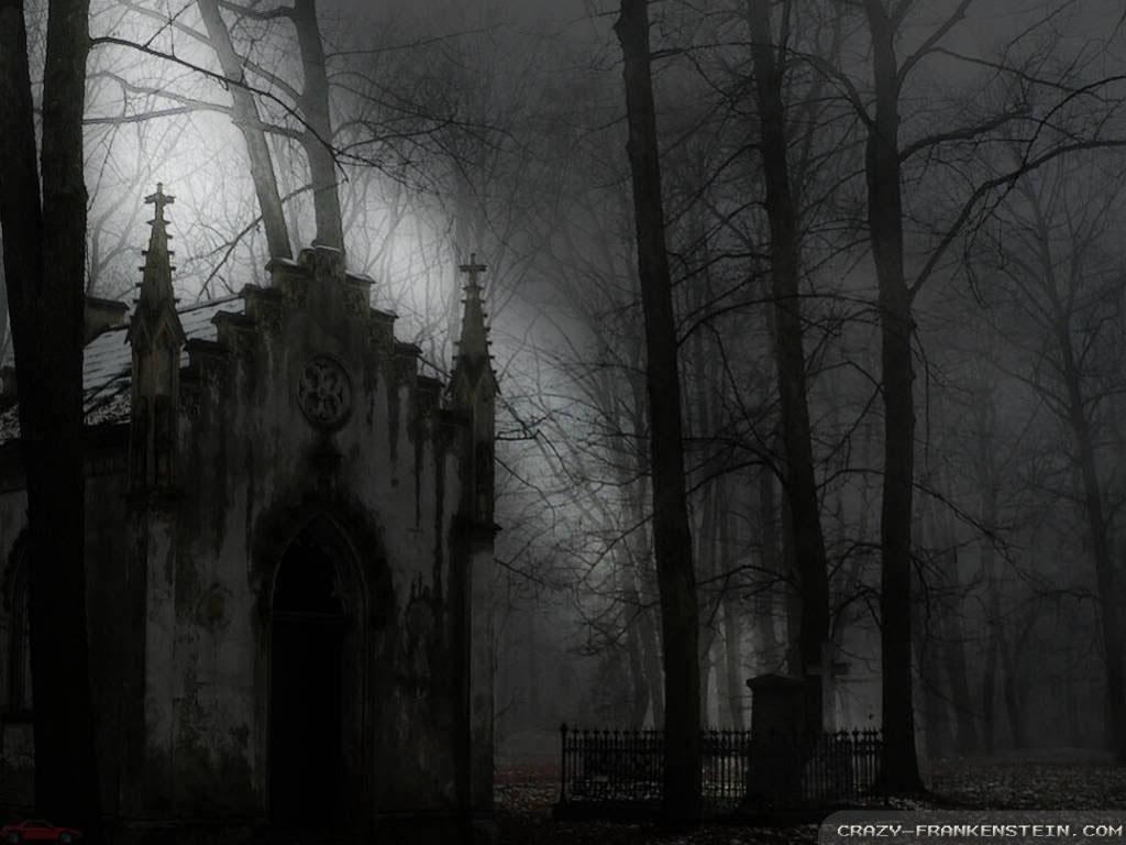 Gothic wallpapers 2   Crazy Frankenstein 1024x768