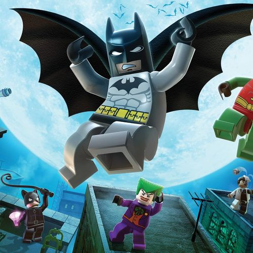 Portal 2 Live Wallpaper: Lego Batman Wallpaper
