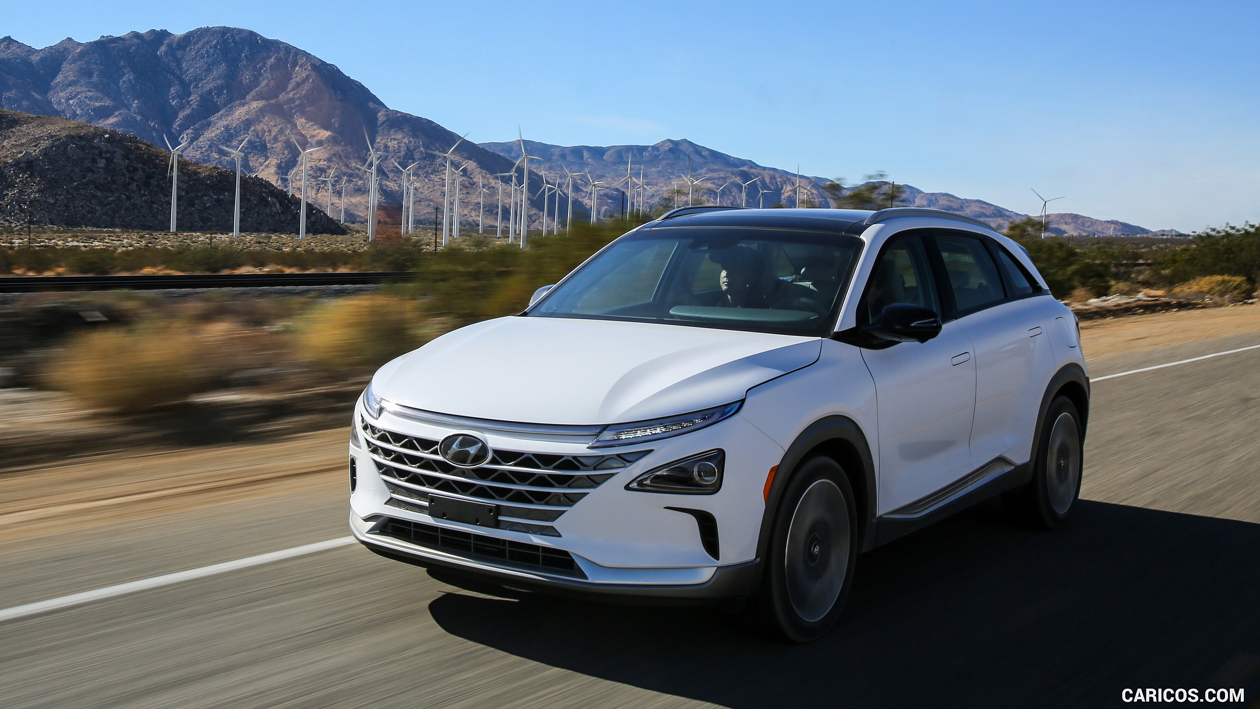 2019 Hyundai NEXO FCEV   Front HD Wallpaper 27 2560x1440