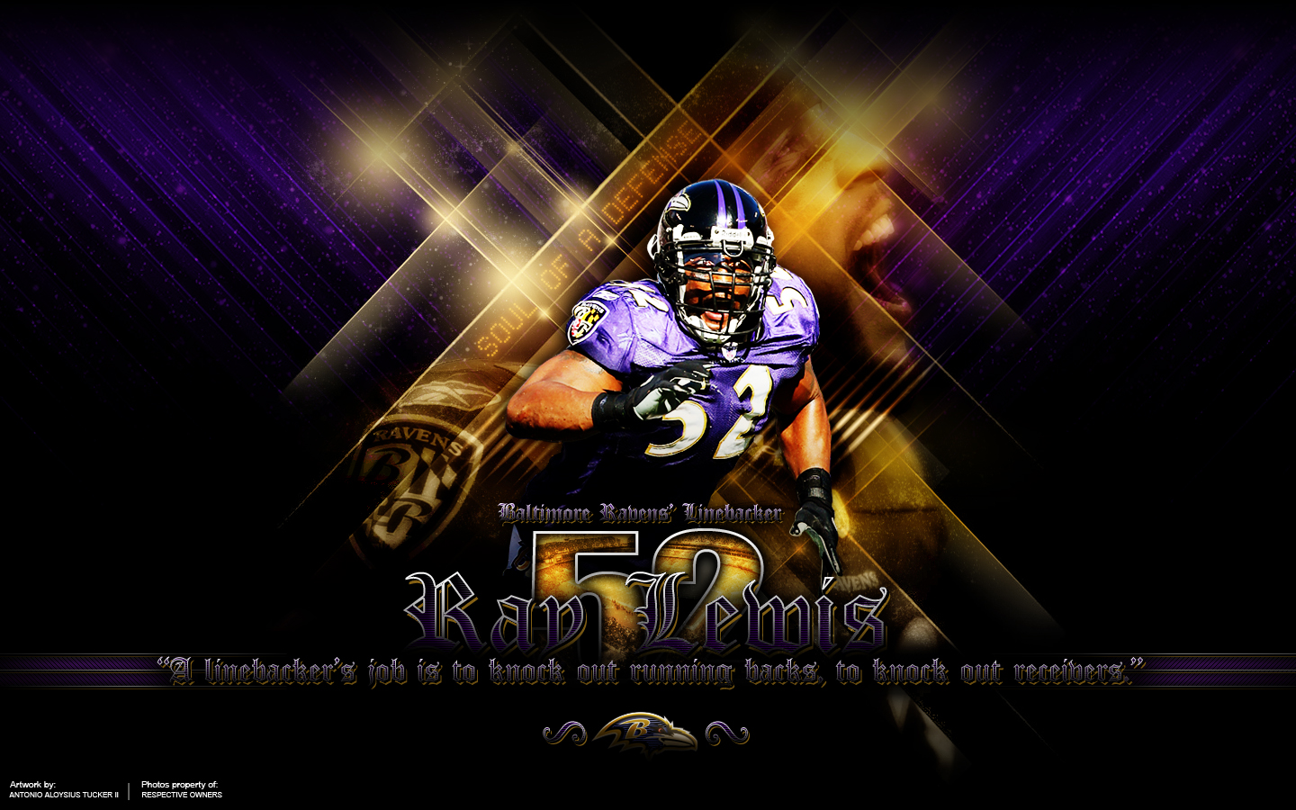 Baltimore Ravens wallpaper desktop wallpapers Baltimore Ravens 1440x900