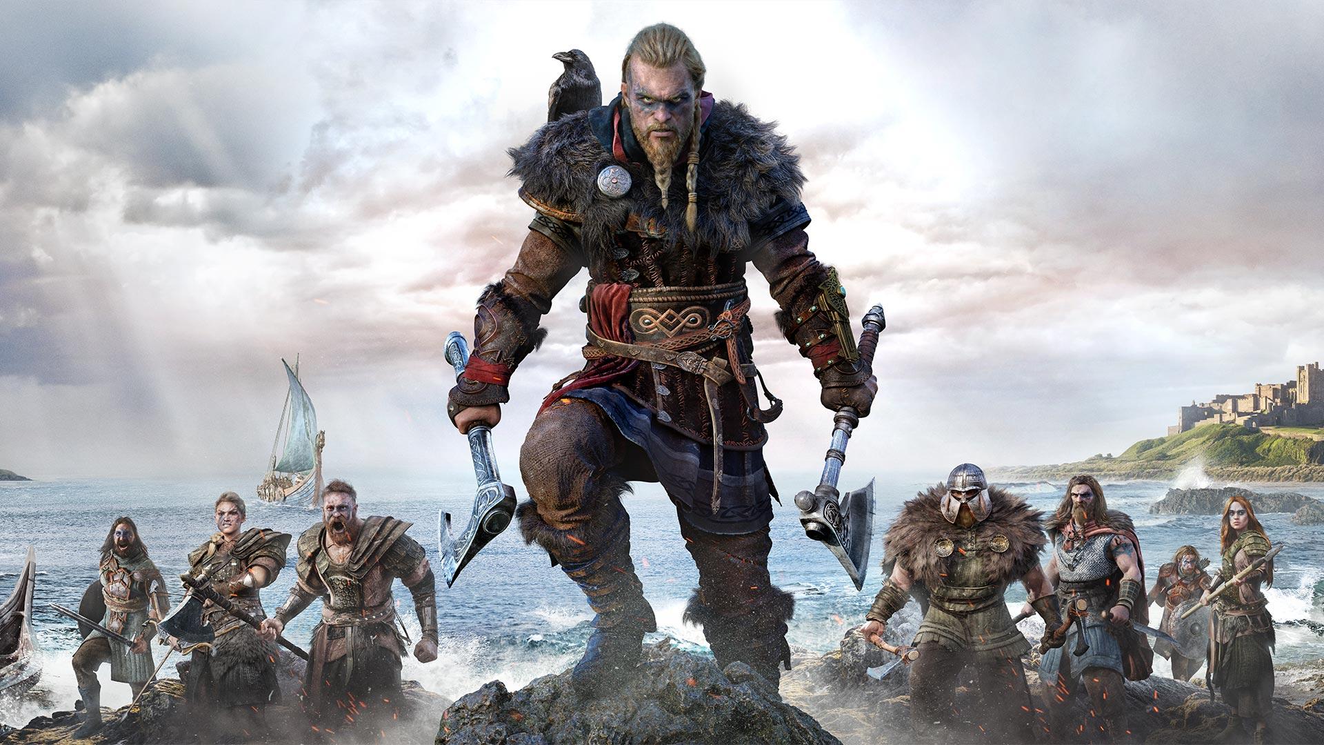 Assassins Creed Odyssey Ubisoft GB 1920x1080