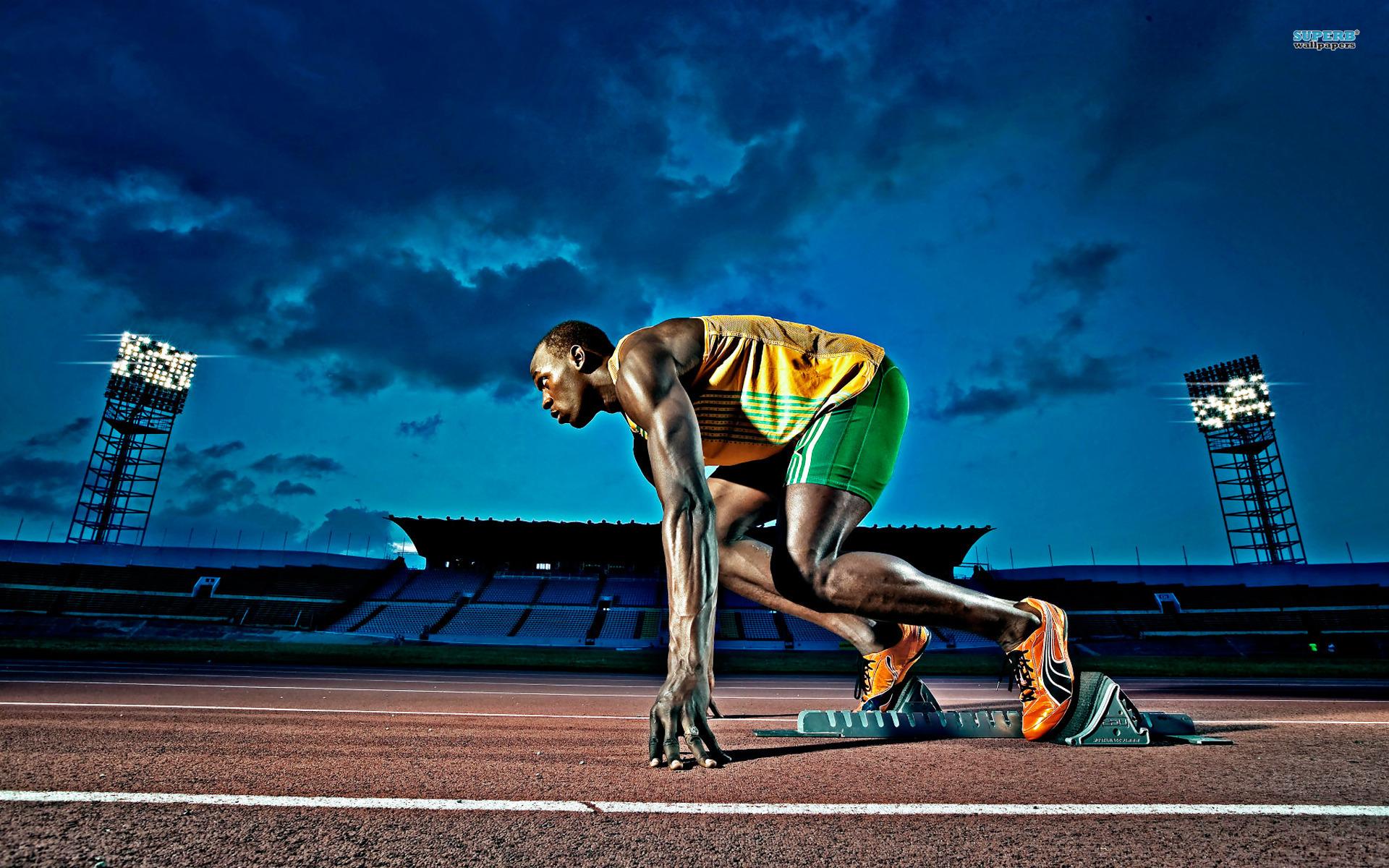 Bolt Wallpapers de Usain Bolt Fondos de escritorio de Usain Bolt 1920x1200