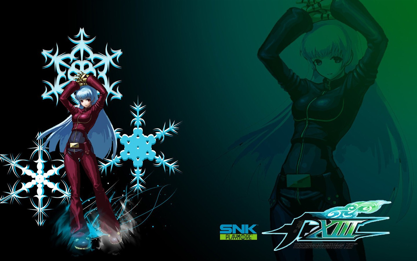 Free Download The King Of Fighters Xiii Wallpapers
