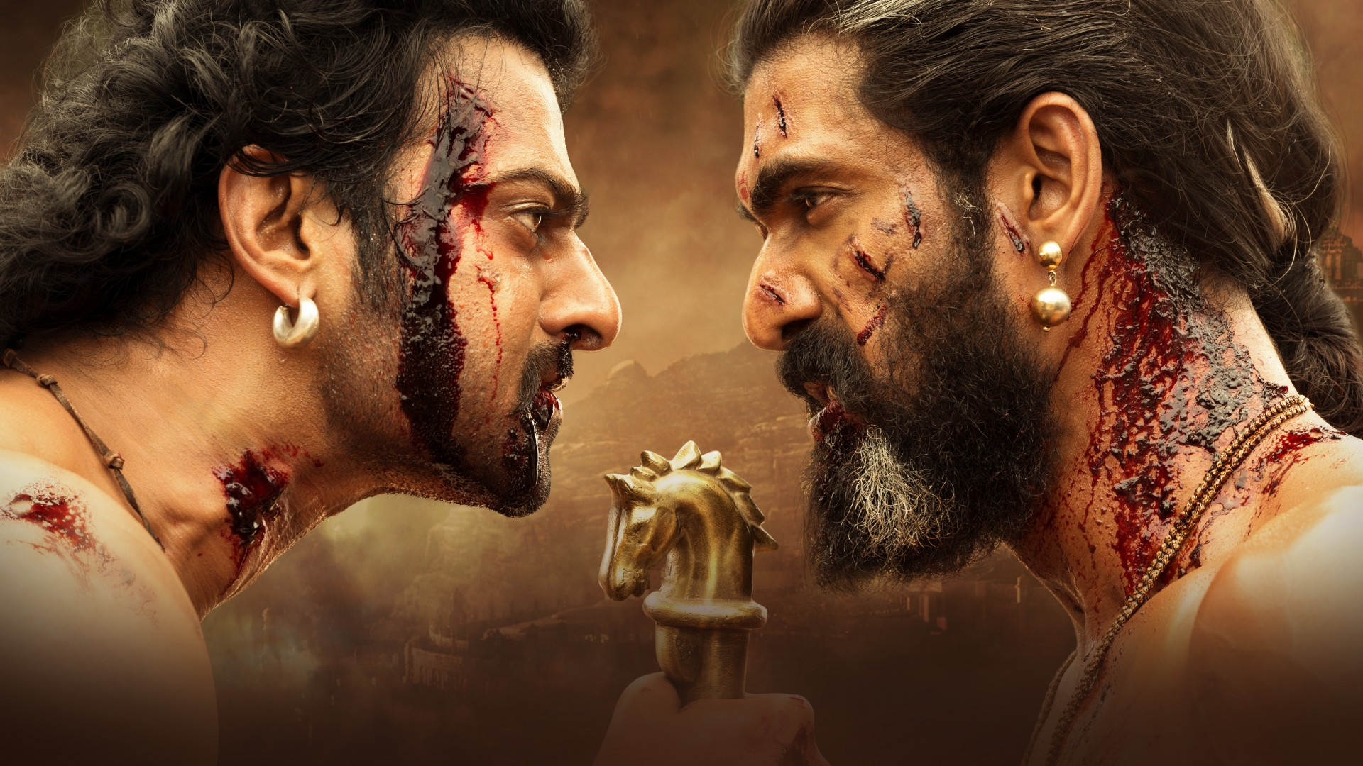 Baahubali 2 The Conclusion HD Wallpaper Background Image 1920x1080