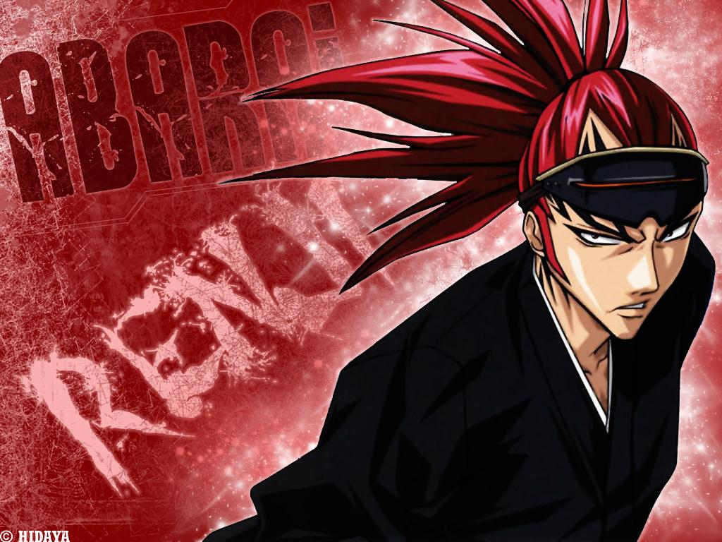 Abarai Renji   BLEACH   Image 639115   Zerochan Anime Image Board 1024x768