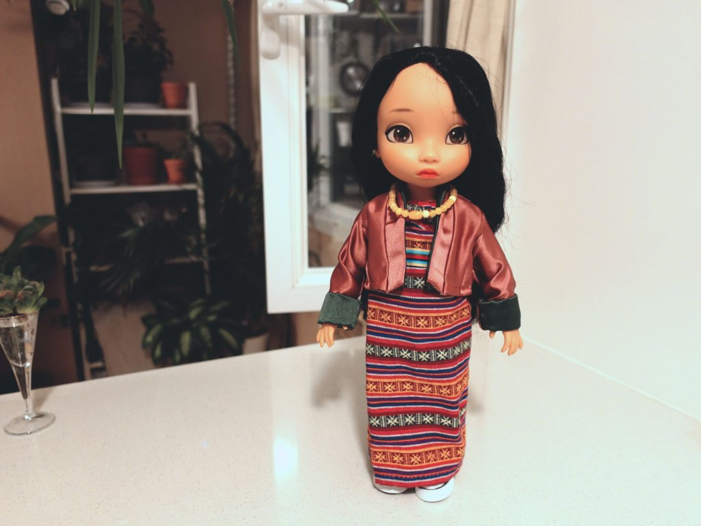 Pretty Doll Costumes Inspired by Bhutan Yeewong 1024x768