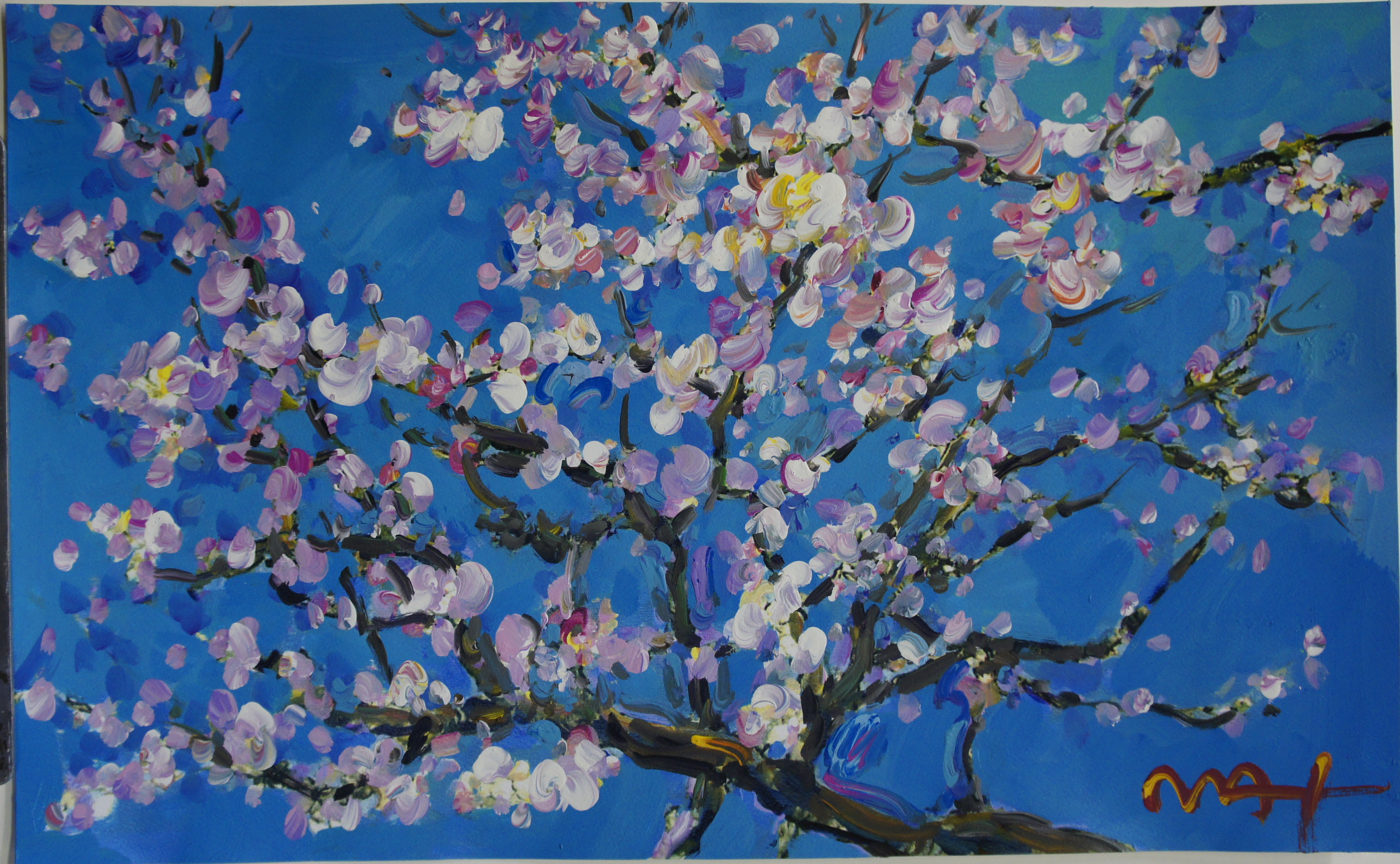 Van Gogh Almond Blossom Wallpaper Top Pictures Gallery Online 3533x2180