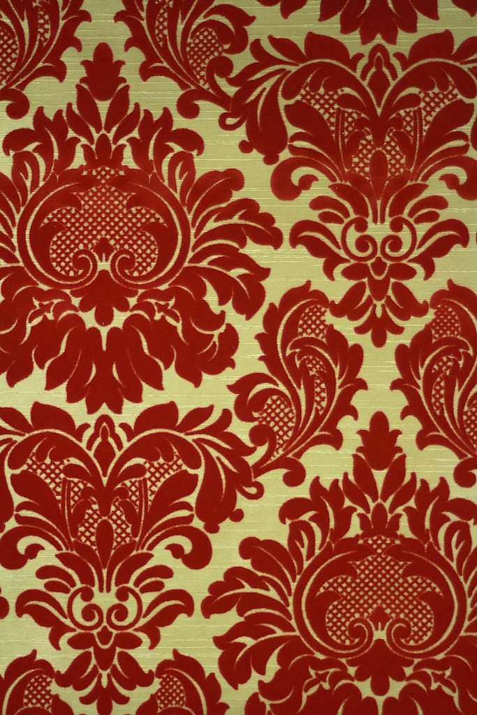 velvet wallpaper gold