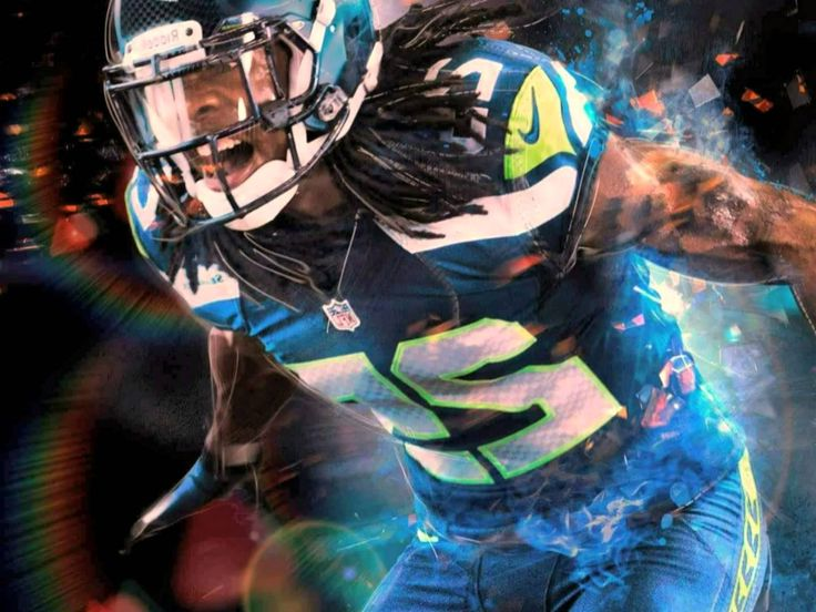 Richard Sherman Wallpaper HD4Wallpapernet 736x552