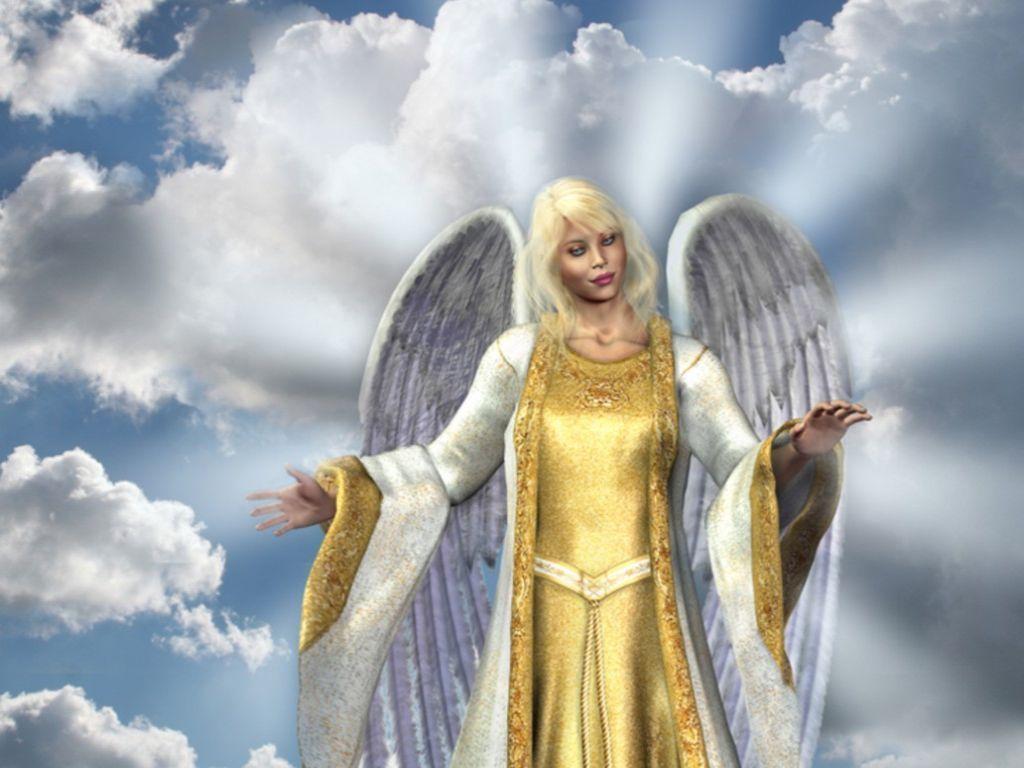 Angel Wallpaper   Angels Wallpaper 6102881 1024x768