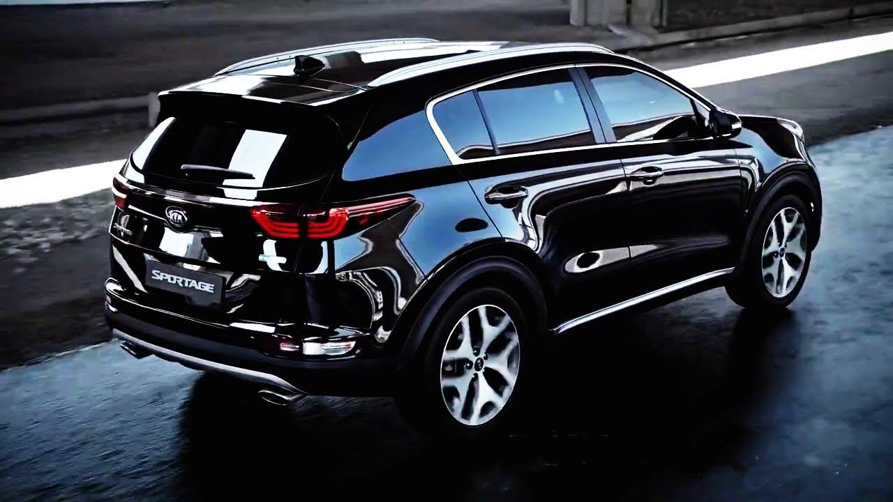 2016 2017 Kia Sportage Exterior Interior Design Driving Kia 1280x720