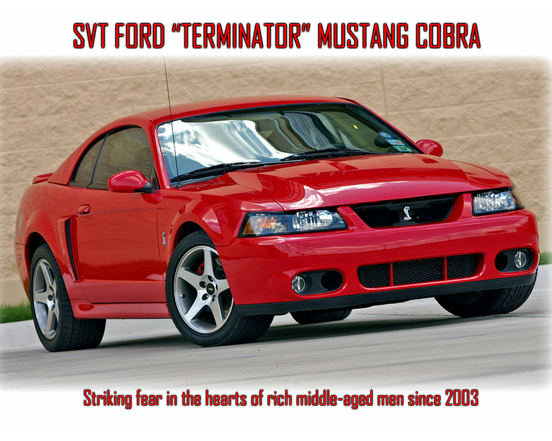 What Makes A Terminator Cobra
