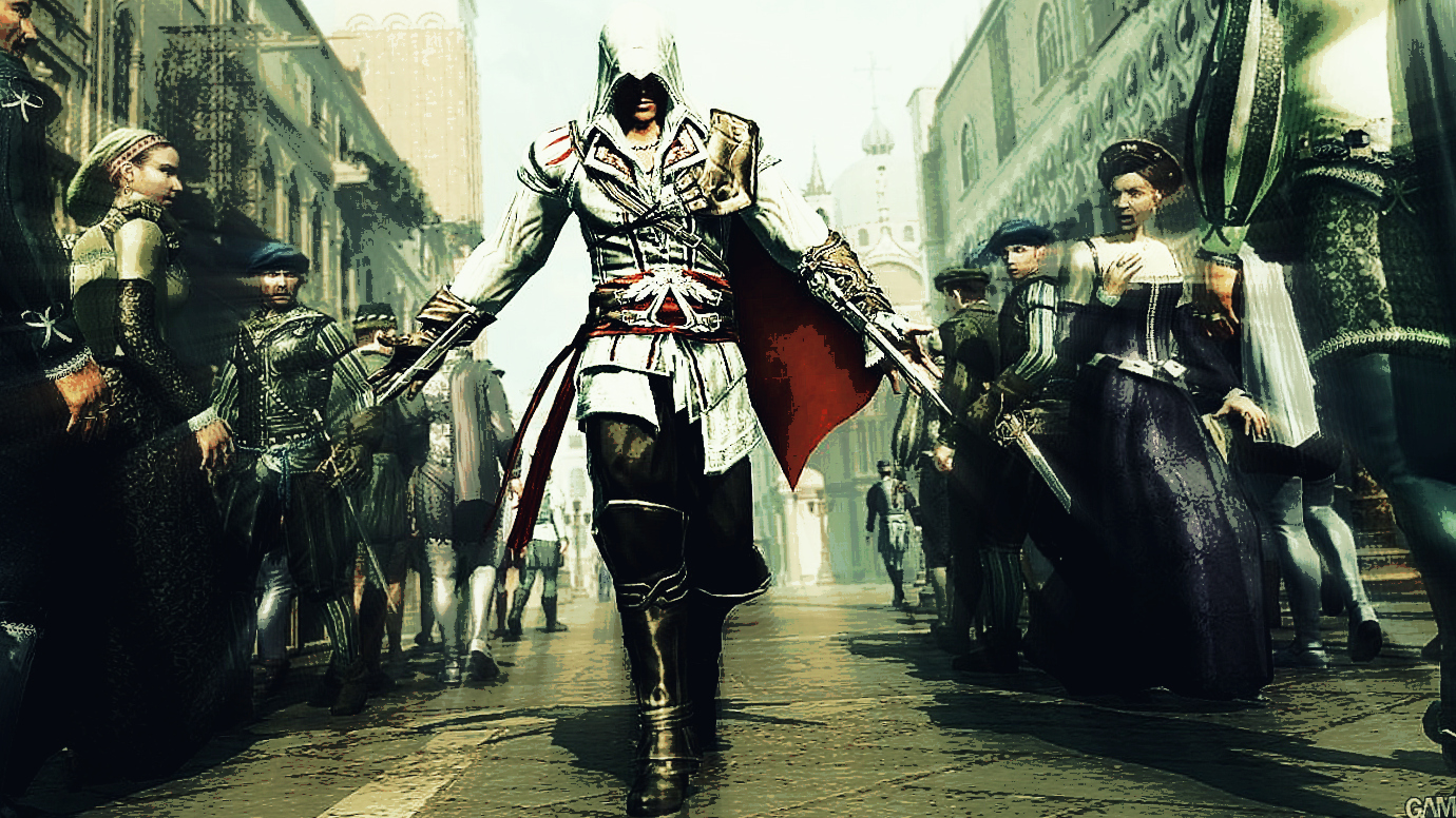 Ezio Auditore Wallpaper - WallpaperSafari