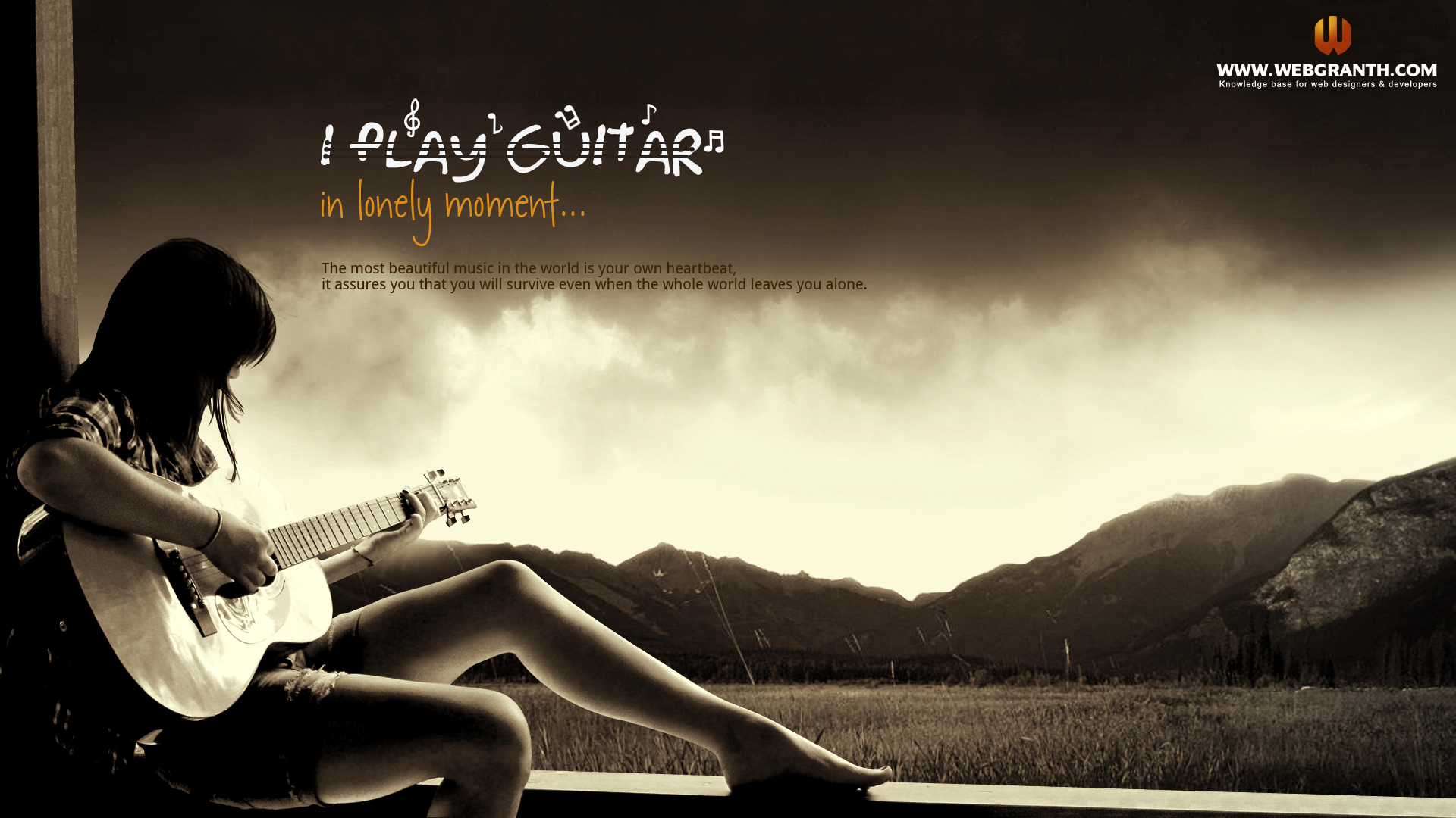 Wallpaper download boy - Showing Gallery For Alone Boy With Guitar Hd Wallpapers