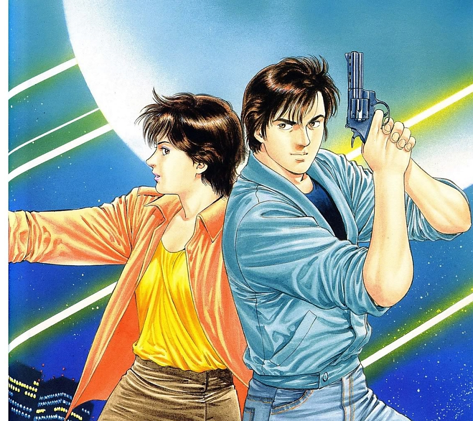 44 City Hunter Wallpaper On Wallpapersafari