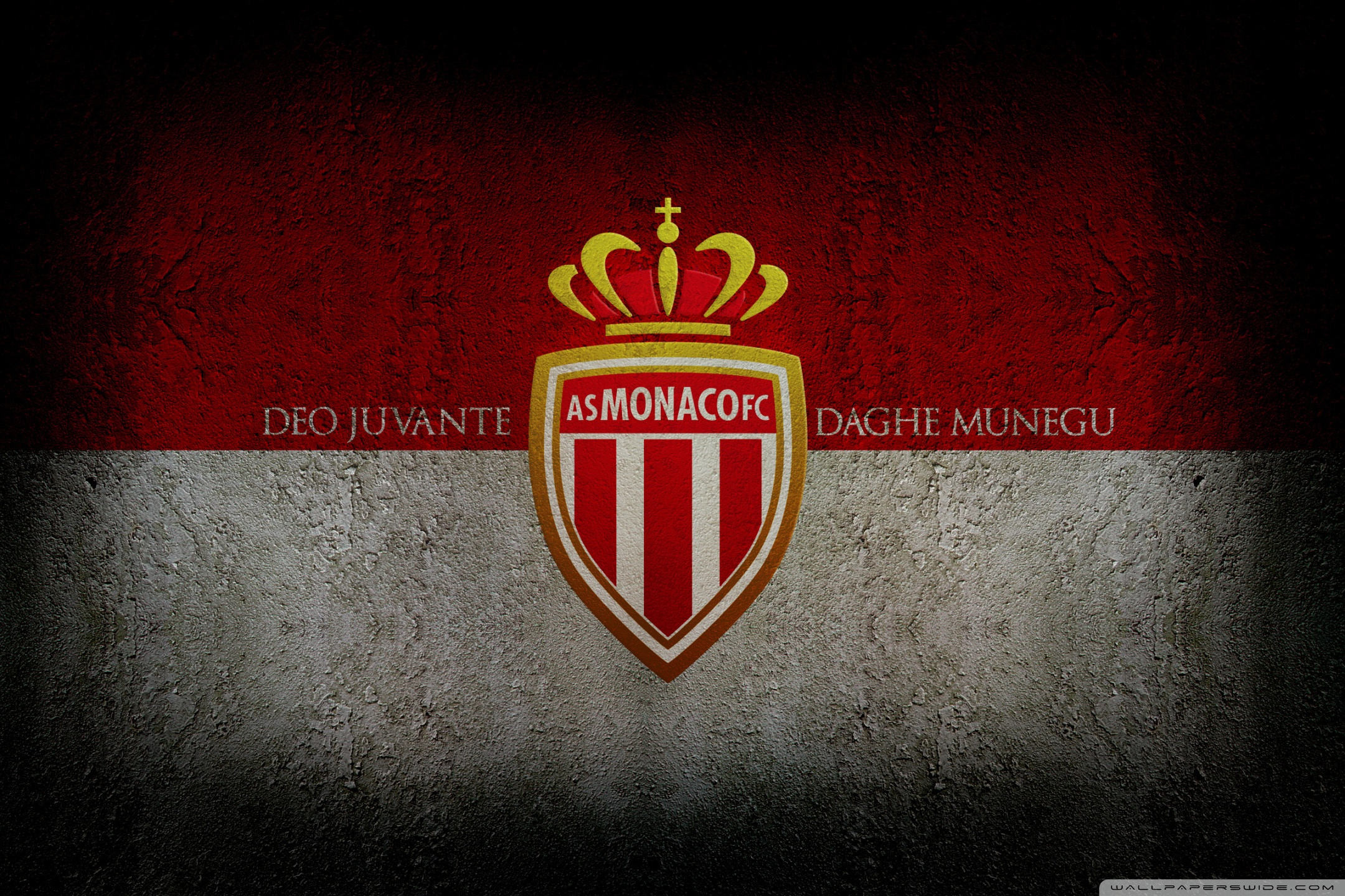 AS Monaco FC 4K HD Desktop Wallpaper for 4K Ultra HD TV Dual 2160x1440