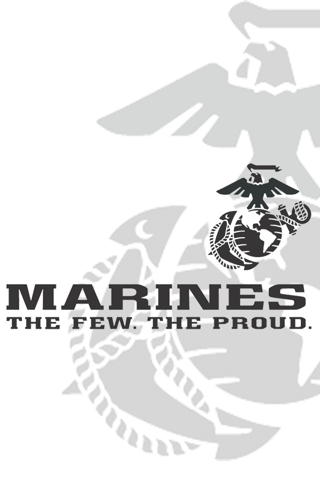 Usmc Iphone Wallpaper Wallpapersafari