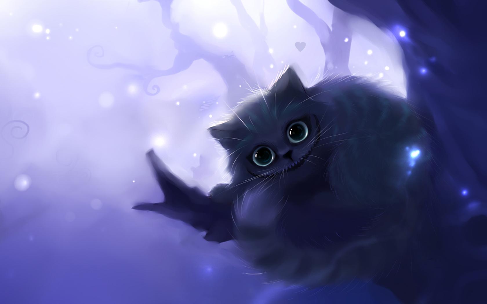 Cheshire Cat   The Cheshire Cat Wallpaper 30944440 1680x1050
