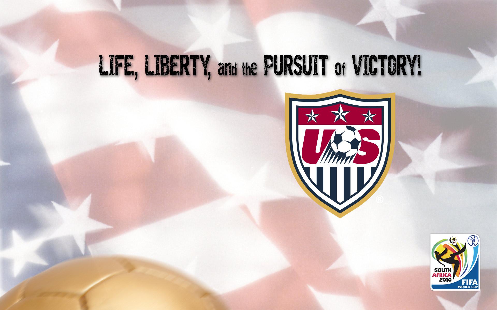 Usa Soccer Logo wallpaper   139526 1920x1200